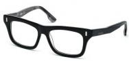 Diesel DL5045 Eyeglasses Eyeglasses - 005 Black