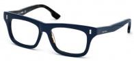 Diesel DL5045 Eyeglasses Eyeglasses - 090 Shiny Blue