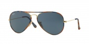 Ray Ban RB3025JM Sunglasses Sunglasses - 170/R5 Gold / Grey