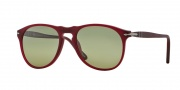 Persol PO9649S Sunglasses Sunglasses - 902183 Red / Green Gradient Photo Polarized