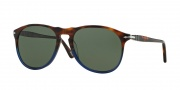 Persol PO9649S Sunglasses Sunglasses - 102258 Terra e Oceano / Polar Grey