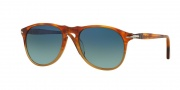 Persol PO9649S Sunglasses Sunglasses - 1025S3 Resina e Sale / Gradient Blue Polar