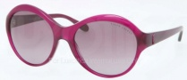 Ralph Lauren RL8111 Sunglasses Sunglasses - 54088H Shiny Pink / Gradient Violet