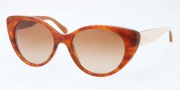 Ralph Lauren RL8110 Sunglasses Sunglasses - 544913 Havana Red / Gradient Brown