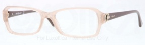 Vogue VO2836B Eyeglasses Eyeglasses - 1913 Opal Brown