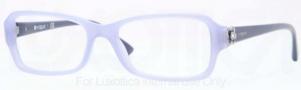 Vogue VO2836B Eyeglasses Eyeglasses - 2108 Opal Violet