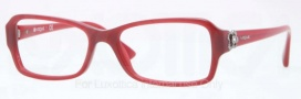 Vogue VO2836B Eyeglasses Eyeglasses - 2139 Opal Bordeaux