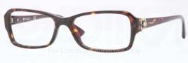 Vogue VO2836B Eyeglasses Eyeglasses - W656 Dark Havana