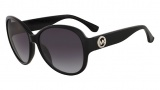 Michael Kors M2893S Violet Sunglasses Sunglasses - 001 Black