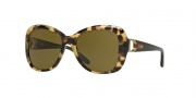 Ralph Lauren RL8108Q Sunglasses Sunglasses - 500473 Spotty Tortoise / Brown
