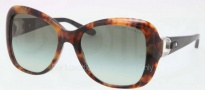 Ralph Lauren RL8108Q Sunglasses Sunglasses - 50178E JL Havana / Green Gradient