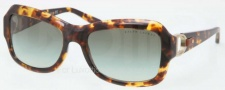 Ralph Lauren RL8107Q Sunglasses Sunglasses - 51348E Antique Tortoise / Green Gradient
