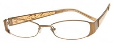 Float FLT 2923VP Eyeglasses Eyeglasses - Copper Brown