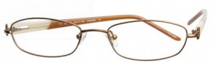 Float FLT 2926VP Eyeglasses Eyeglasses - Caramel Brown