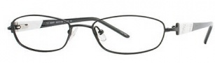 Float FLT 2926VP Eyeglasses Eyeglasses - Black / White