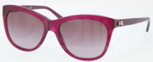 Ralph Lauren RL8105 Sunglasses Sunglasses - 54088H Purple Violet Opal / Violet Gradient