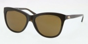 Ralph Lauren RL8105 Sunglasses Sunglasses - 540973 Green / Brown