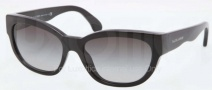 Ralph Lauren RL8101 Sunglasses Sunglasses - 50018G Black / Gray Gradient