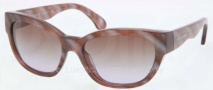 Ralph Lauren RL8101 Sunglasses Sunglasses - 535668 Light Brown / Brown Gradient Violet