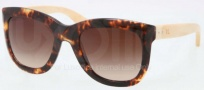 Ralph Lauren RL8099 Sunglasses Sunglasses - 535113 Havana / Brown Gradient