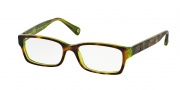 Coach HC6040 Eyeglasses Brooklyn Eyeglasses - 5117 Tortoise / Green