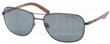 Polo PH3076 Sunglasses Sunglasses - 922381 Shiny Black / Polarized Grey