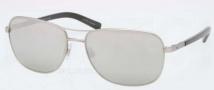 Polo PH3076 Sunglasses Sunglasses - 92206G Matte Silver / Grey Mirror Silver