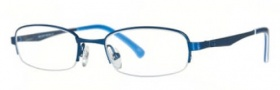 Float K 32 Eyeglasses Eyeglasses - Blue