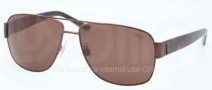 Polo PH3085 Sunglasses Sunglasses - 926273 Matte Brown / Brown