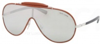 Polo PH3074PQ Sunglasses Sunglasses - 90296G Shiny Silver / Grey Mirror