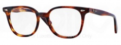 Ray Ban RX5299 Eyeglasses Eyeglasses - 2144 Striped Havana