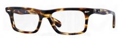 Ray Ban RX5301 Eyeglasses Eyeglasses - 5209 Transparent Light Havana Brown