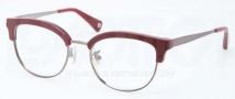 Coach HC5040 Eyeglasses Eyeglasses - 9137 Dark Silver / Bordeaux