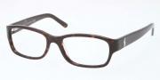Ralph Lauren RL6103 Eyeglasses Eyeglasses - 5003 Dark Havana