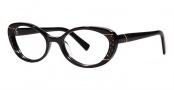 Seraphin Ann Eyeglasses Eyeglasses - 8531 Black Gold w/ Stones
