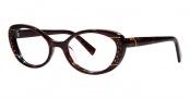 Seraphin Ann Eyeglasses Eyeglasses - 8528 Dark Tortoise Gold w/ Stones