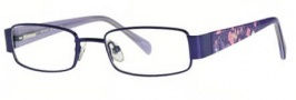 Float K 37 Eyeglasses Eyeglasses - Matte Dark Purple