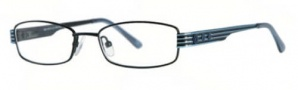 Float K 39 Eyeglasses Eyeglasses - Matte Black / Matte Blue