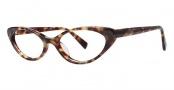 Seraphin Antoinette Eyeglasses Eyeglasses - 8720 Amber Tortoise