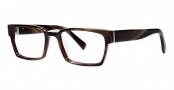 Seraphin Cambridge Eyeglasses Eyeglasses - 8730 Brown Horn