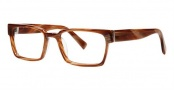 Seraphin Cambridge Eyeglasses Eyeglasses - 8729 Tan Horn