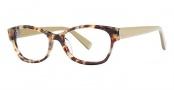 Seraphin Camden Eyeglasses Eyeglasses - 8701 Amber Tortoise / Green