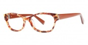 Seraphin Camden Eyeglasses Eyeglasses - 8700 Orange Amber Tortoise / Brown