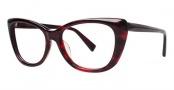 Seraphin Cecilia Eyeglasses Eyeglasses - 8709 Burgundy Fusion