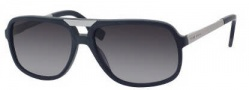 Hugo Boss 0453/P/S Sunglasses Sunglasses - 0NC4 Blue (Z7 Blue Gradient Polarized Lens)