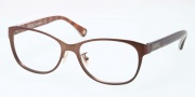 Coach HC5039 Eyeglasses Eyeglasses - 9076 Satin Brown