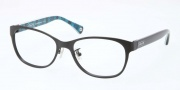 Coach HC5039 Eyeglasses Eyeglasses - 9077 Satin Black