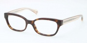 Coach HC6042 Eyeglasses Eyeglasses - 5120 Dark Tortoise