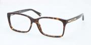 Coach HC6043 Eyeglasses Eyeglasses - 5120 Dark Tortoise