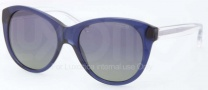 Coach HC8064 Sunglasses Sunglasses - 516537 Navy / Blue Green Gradient Polarized